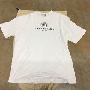 Other - Mens Balenciaga T-shirt